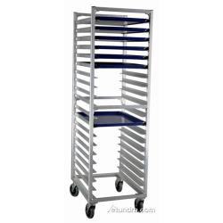 New Age - 6301 - Full Size Knock Down Mobile Sheet Pan Rack image