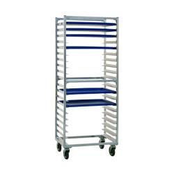 New Age Industrial - 1331S - 69 3/4 in Mobile Bun Rack image