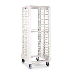 Rubbermaid - 3320 OWHT - Max System 18-Tier Pan Rack image