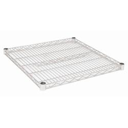 Focus Foodservice - FF2424C - 24 in x 24 in Chrome Plated Wire Shelf image