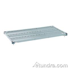 "Metro/Intermetro - MQ2460G - 24"" x 60"" MetroMax Q Polymer and Steel Shelf image"