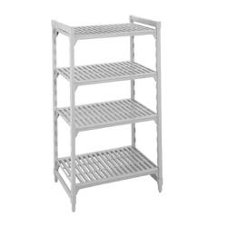 Cambro - CSU44487-480 - Camshelving® 24 in x 48 in 4 Shelf Starter Unit image