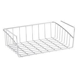 Commercial - 15-3/4 in x 10 in Chrome Undershelf Basket image