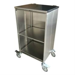 Oasis Concepts - SM-2TSS-151834 - Magic Cart Folding Storage Cabinet image