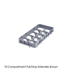 Cambro - 8HE1 - Camrack 8-Section Full Drop Extender image