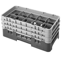 Cambro - 10HS638151 - 10 Compartment 6 7/8 in Camrack® Glass Rack image