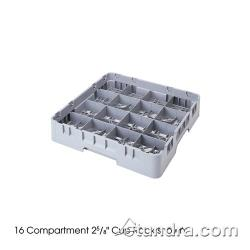 Cambro - 16C414 - Camrack 16 Section 4 1/4 in Cup Rack image