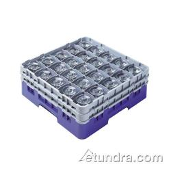Cambro - 25S900167 - 25 Section 9 3/8 in Camrack® Glass Rack image