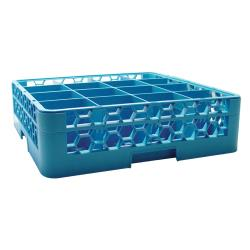 Carlisle - RG16-114 - 16 Compartment OptiClean™ Glass Rack and Extender image