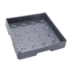 FMP - 133-1515 - 1 Compartment Glass Rack Drip Tray image