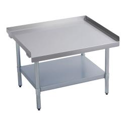 Elkay SSP - SES30S72-STGX - 30 x 72 in Equipment Stand With Galvanized Undershelf image