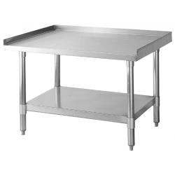 Turbo Air - TSE-3024 - 30 in x 24 in Stainless Equipment Stand image