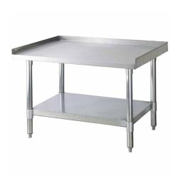 Turbo Air - TSE-3036 - 30 in x 36 in Stainless Steel Equipment Stand image