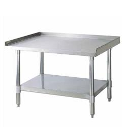 Turbo Air - TSE-3048 - 30 in x 48 in Stainless Steel Equipment Stand image