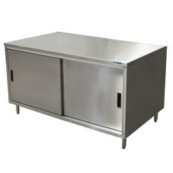 BK Resources - CST-2448S - 48 in Stainless Steel Work Table image