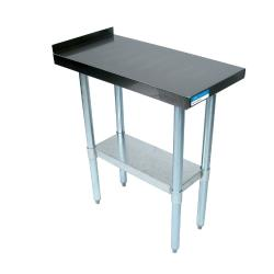 BK Resources - VFTS-1824 - 18 in x 24 in Stainless Steel Filler Table image