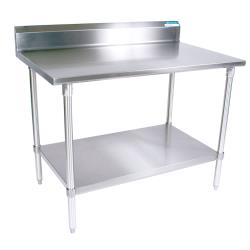BK Resources - VTTR5-7224 - 24 In x 72 in Stainless Steel Work Table image