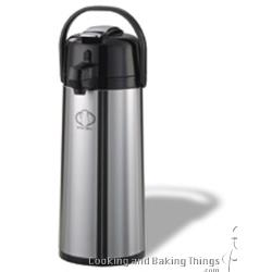 Service Ideas - ECAL25S - Eco-Air 2.5 L Glass Lined Airpot image