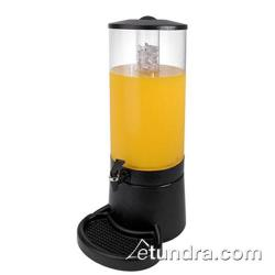 Cal-Mil - JC201 - 3 Gal Beverage Dispenser w/ABS Base image