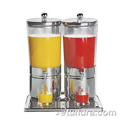 World Cuisine - 41917-02 - Double 6.3 qt Juice Dispensers image