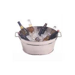 American Metalcraft - HMDOB19149 - 19 1/2 in x 9 in Party Tub image