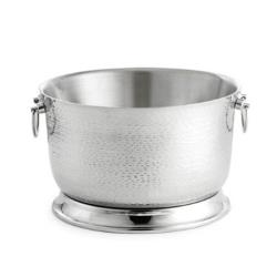 Tablecraft - BTB2111 - 21 in Stainless Steel Beverage Tub image