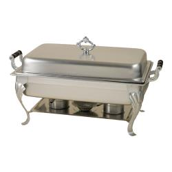 Adcraft - LAF-7 - 8 Qt Rectangular Chafer With Sculpted Legs image