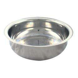 American Metalcraft - CDWP18 - 7 qt Round Chafer Water Pan image