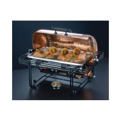 American Metalcraft - MESA72C - 8 qt Mesa™ Roll-Top Chafer image