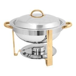 Thunder Group - SLRCF0831GH - 4 qt Chafing Dish image
