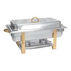 Thunder Group - SLRCF0833GH - 8 qt Chafing Dish image