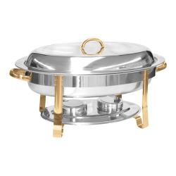 Thunder Group - SLRCF0836GH - 6 qt Chafing Dish image
