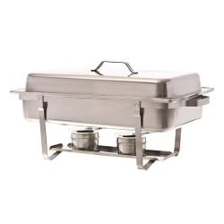 Update International - SCC-19 - 8 Qt Chafing Dish image