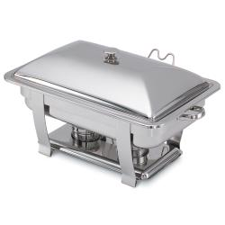 Vollrath - 46518 - Orion™ 9 Qt. Rectangular Chafer image