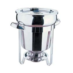 winco 211 11 qt soup warmer set image - Soup Warmer