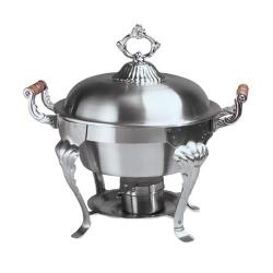 Winco - 708 - Crown 5 qt Chafing Dish image