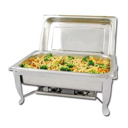Winco - C-1080 - Bellaire Chafing Dish image