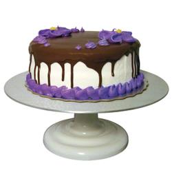 Update International - RCDS-12 - 12 in Revolving Cake Stand image
