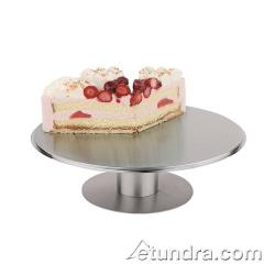 World Cuisine - 47101-31 - Revolving Stainless Cake Stand image