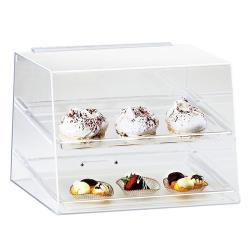 Cal-Mil - 254 - 2-Tier Display Case  image