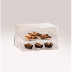 Cal-Mil - 255 - 2-Tier Display Case  image
