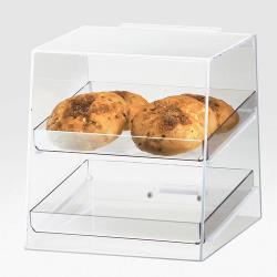 Cal-Mil - 280 - 2-Tier Display Case image