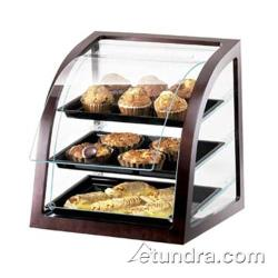 Cal-Mil - P255-52S - Euro 3-Tier Muffin Display Case image