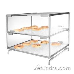 Cal-Mil - PC200 - 2-Level Acrylic Pastry Case w/Shelves image