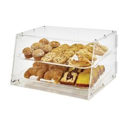 Winco - ADC-2 - 2-Tier Display Case image