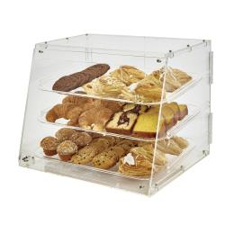 Winco - ADC-3 - 3-Tier Display Case image