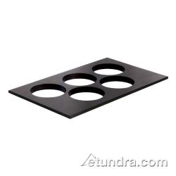 World Cuisine - 42460-03 - 5-Imprint Wenge Wood Bowl Rack image