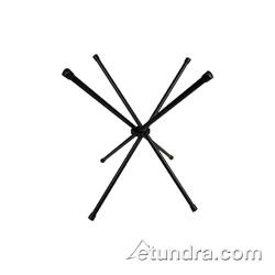 "Bugambilia - WX04 - 21""H Folding Black Chopsticks Display Stand image"