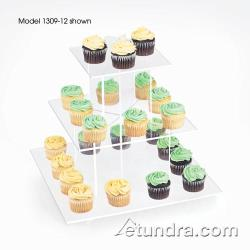 Cal-Mil - 1318-60 - 3-Tier 17 1/4 in Bamboo Cupcake Stand image