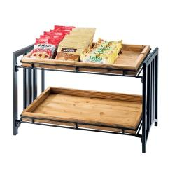 Cal-Mil - 1722 - 2-Tier Tray Stand image